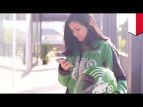 Driver ojek online wanita yang kurang dihargai - TomoNews