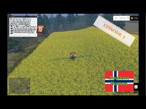 Farming Simulator 2015 Southern Norway Episode 3