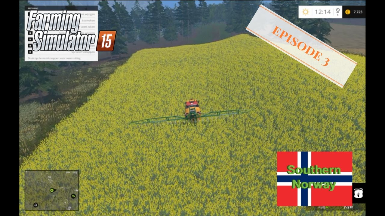 Farming Simulator Southern Norway Episode YouTube - Southern norway map ls15