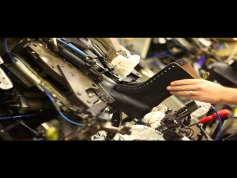 Skilled Labour - The Dr Martens Boot Factory