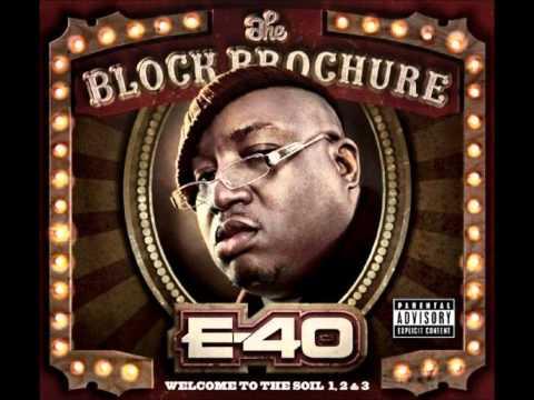 E-40 ft Kendrick Lamar Droop-E - Catch A Fade