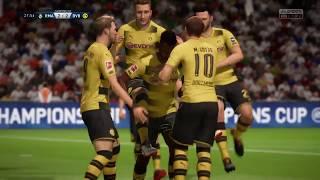 FIFA 18 Aubameyang Goal Celebration / Torjubel | PS4 | Andynator HD
