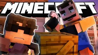 Minecraft Hello Neighbor Hide N Seek! SCARY NEIGHBOR HIDE N SEEK!
