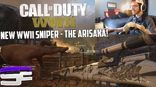 NEW WWII SNIPER - The Arisaka! (WWII PC)
