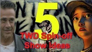 Examining 5 Walking Dead Spin-off Show Ideas