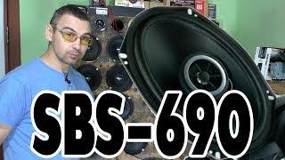 MOMO SBS 690 обзор, прослушка, замер АЧХ, сравнение с URAL Урал AS C6947 и Alphard ETP 1623 Z1