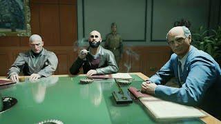 Call of Duty: Black Ops Cold War - KGB Headquarters Mission (meeting Zakhaev, Kravchenko, Gorbachev)