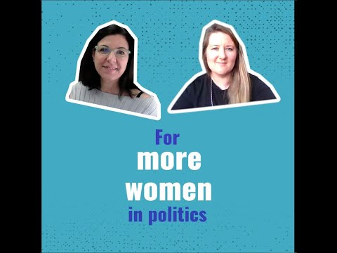 Women in political decision-making: local, regional and European level