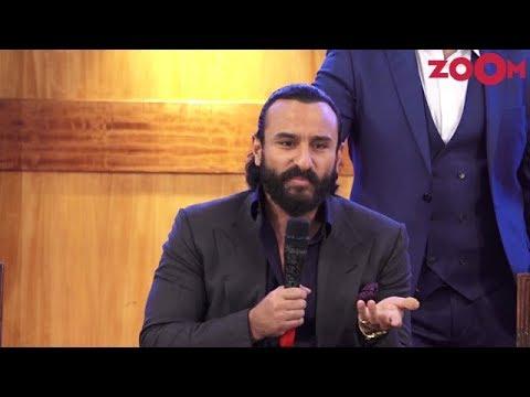 Saif Ali Khan TROLLS reporter & answers about Vijay Mallya at 'Baazaar' trailer launch Mp3