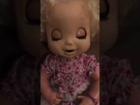 Soft Face Baby Alive 2006 Youtube