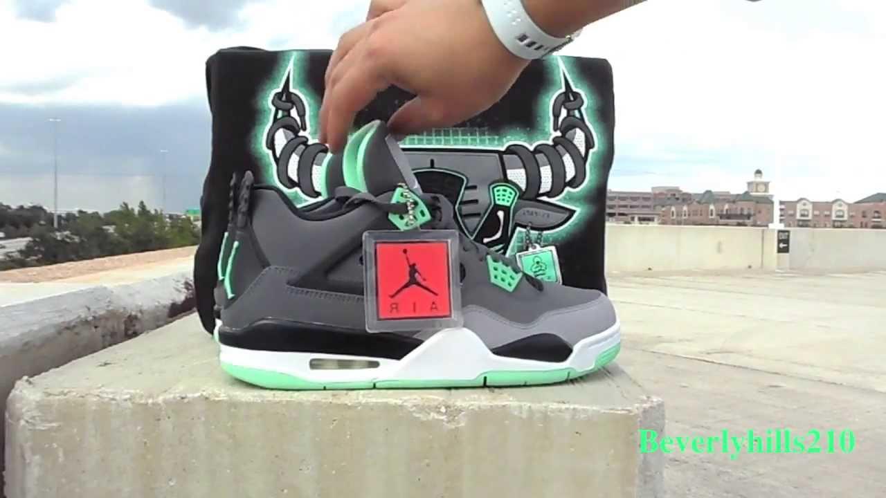 brand new 9aab6 03426 Air Jordan 4 Retro