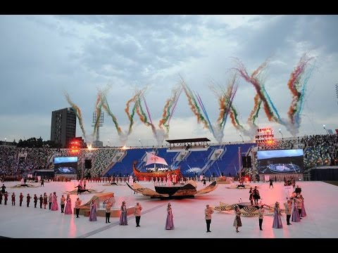 Tbilisi 2015 - Opening Ceremony - Full Version