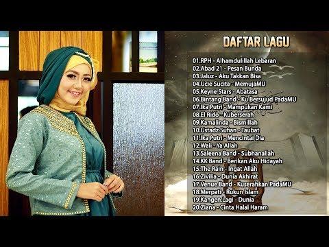 20 LAGU ISLAMI 2018 - Lagu Religi Islami Terbaru | Spesial Ramadhan