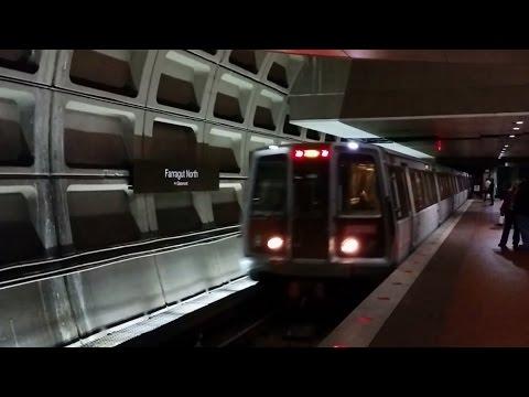 Farragut North Metro Station - Washington DC Metro Red line