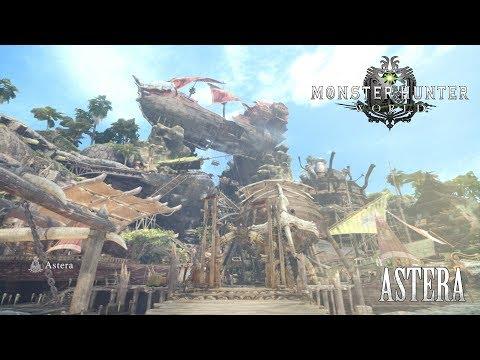 Monster Hunter World - Astera Day Theme