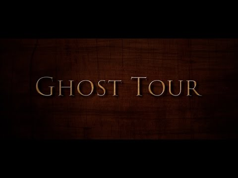 GHOST TOUR Official Trailer (2015)