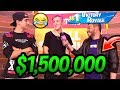Tfue & Cloakzy SHOCKED After Winning $1,500,000 TwitchCon Tournament! (FALL SKIRMISH HIGHLIGHTS!)