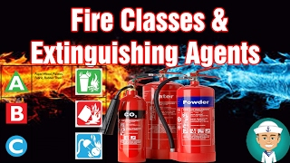 Fire Classes and Extinguishing Agents