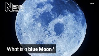 What is a blue Moon? | Natural History Museum