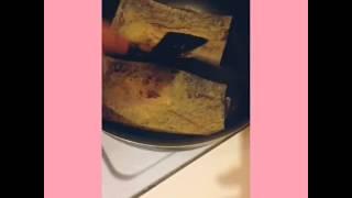 Бузова  готовит