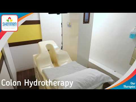Colon Hydrotherapy   Colon Cleanse at Shenmen Healing Center