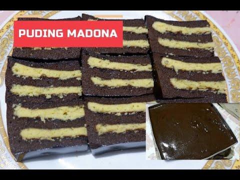 Resep Puding Madona Youtube
