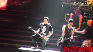Avenged Sevenfold Live - Unholy Confesions - Boston, MA (October 9th, 2013) TD Garden [1080HD]