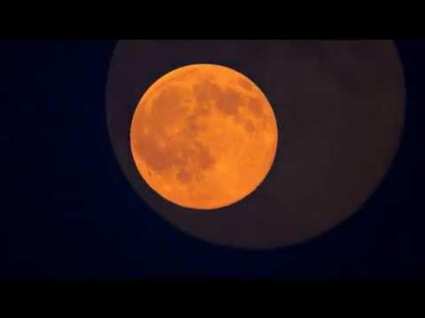 RED MOON RISING - JULY 1, 2015   Jason Asselin