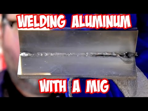Welding aluminum with a MIG. GRM Live! Presented by CRC Industries