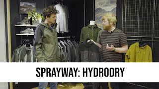 SPOTLIGHT: Sprayway - HydroDRY Collection