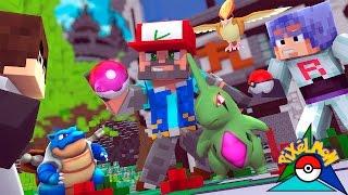 LARVITAR + TAKING ON TEAM ROCKET!!!! [#6] | Minecraft: Pokémon Trinity [Pixelmon]
