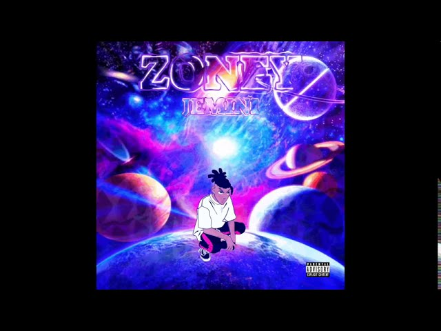 "Jemini releases a new single ""Zoney"""