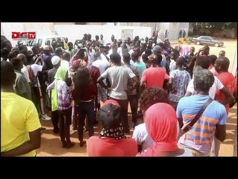 """Diass:Vive altercation entre force de l'ordre et population """"Diass ne peut plus donner de ses terres"""