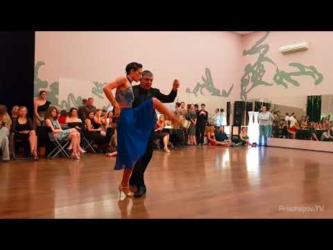 Julio Balmaceda & Virginia Vasconi, 1-4, DanceOptions Moscow 18.11.2017