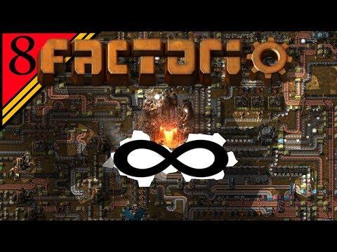 Factorio - Saison 8 - ép44 - 3K d'uranium 235!!
