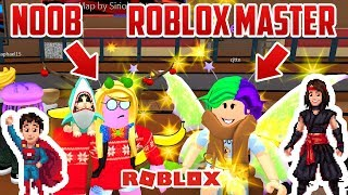 We get DESTROYED By Our NIECE | Roblox Epic Minigames