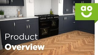 Newworld Range Cooker VISION100G Product Overview | ao.com
