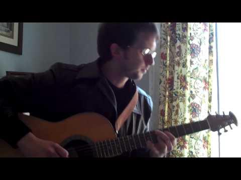 Acoustic Blues - Matt Gregory