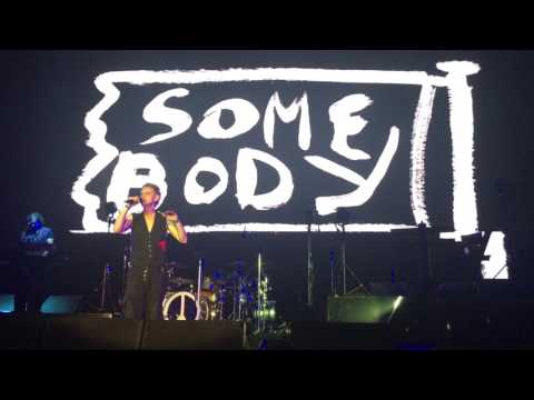 Depeche Mode - Somebody (Martin Gore) Live at Sportpaleis Antwerpen