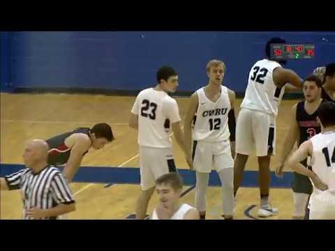 Case Western Reserve University vs. Carnegie Mellon University (Men's Basketball - 2nd Half)
