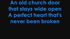 Martina McBride - How I Feel lyrics