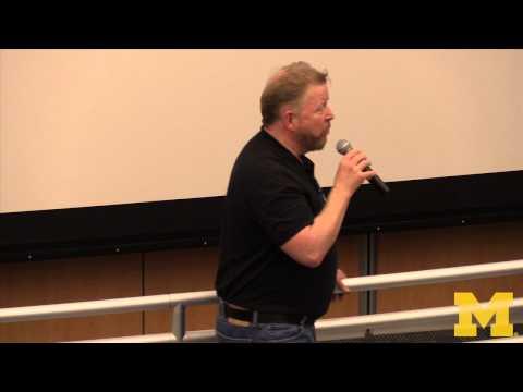 """Grammar of Happiness"" Q&A - Daniel Everett"