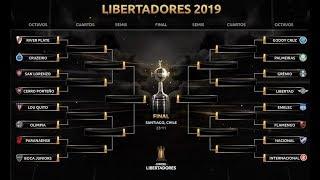 Libertadores: Flamengo e Palmeiras tiveram sorte, já Athletico e Cruzeiro...
