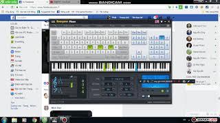 Piano giả lập- Túy Âm - NT Phát