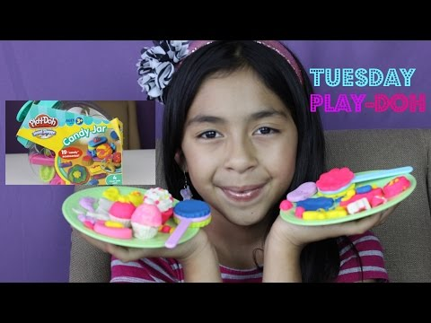 play-doh-candy-jar,make-cupcakes,-ice-cream,-lollipops-tuesday-play-doh|b2cutecupcakes