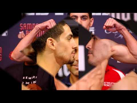 Danny Garcia returns with ninth-round TKO victory over Brandon Rios