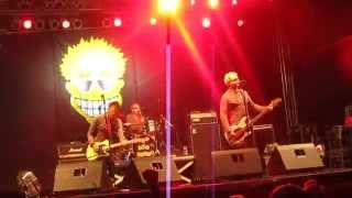 Toy Dolls - The Death Of Barry The Roofer With Vertigo (live @ Spirit Festival, 29.08.2014)