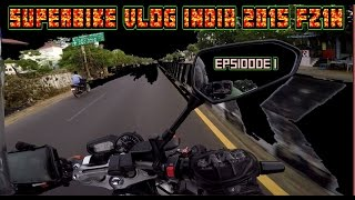 YAMAHA FZ1N Superbike VLOG India 2015 Rank #5 introduction video
