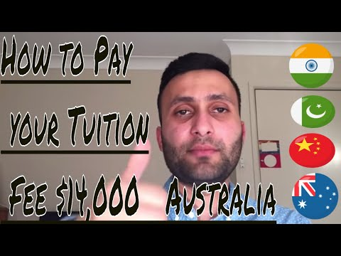 How Much Money You Can Make In Australia, Will You Able To Pay Your Tuition Fee ($14,000 Per Sem)