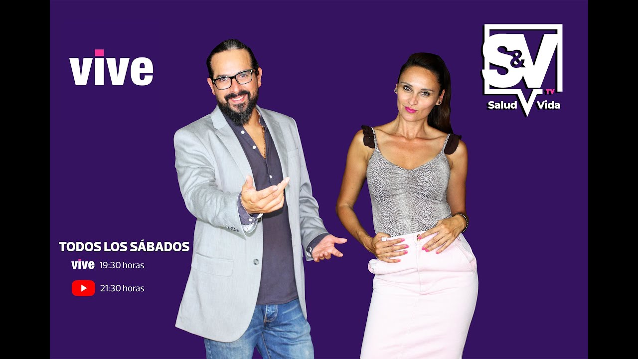 Salud & Vida Televisión - Temporada 2   Cap. 02